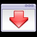 nofullscreen, window icon