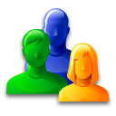 help, community, group icon
