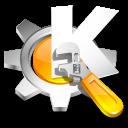 kde resources configuration icon