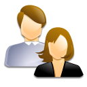 couple, group, people, users icon