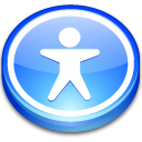 access, user icon