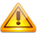info, warning icon