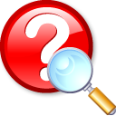 help, question mark icon