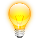 idea, light bulb, tip