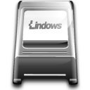 lindows, pcmcia icon