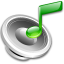lsongs, note, speaker icon