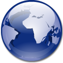 earth, network, world icon