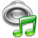 music, play, sound, speaker icon