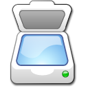 hardware, scanner icon