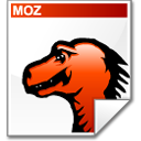 document, mozilla icon