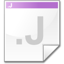 j, source icon