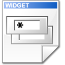 doc, widget icon