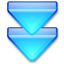 2downarrow icon