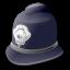 custodian, hat, helmet icon