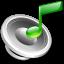 lsongs, note, speaker icon