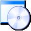 cd, disc, dvd, window icon