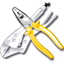 outils, settings, tools, utilities, work icon