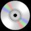 cdrom, disc, dvd, unmount icon
