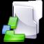 folder, lin icon