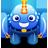 Casino: Puski ó Evil Puski Blue_monster