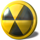 Burn, nuclear icon - Free download on Iconfinder