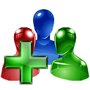 Add, group, plus, users icon - Free download on Iconfinder