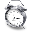 alarm, bell, clock, hours, time icon