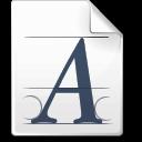 charset icon