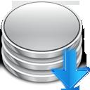 arrow, database, update