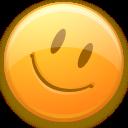 emoticon, good, happy, smiley icon
