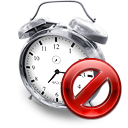 Clock, disabled, kalarm icon - Free download on Iconfinder
