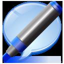 kopeteeditstatusmessage icon