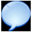 bubble, chat, comment, message, speech, talk