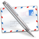 Mail, mail box, post box, post office icon