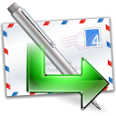 mail, reply icon