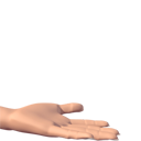 hand, share icon
