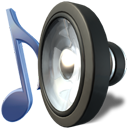 dj, music, sound, speaker icon