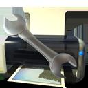 printer, tool icon
