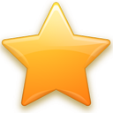 bookmark, favorite, rate, star icon