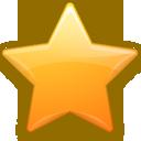 bookmark, favorite, rate, star