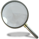 find, magnifying glass, search, zoom