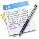 file, paper, text, txt, writing icon