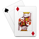 cards, king, poker icon