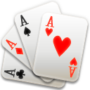aces, kpoker, poker icon