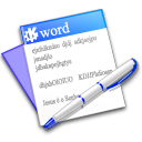 Kword icon - Free download on Iconfinder