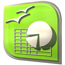 openofficeorg-calc icon