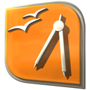openofficeorg-draw icon