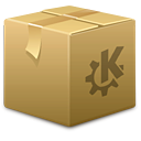 http://cdn1.iconfinder.com/data/icons/DarkGlass_Reworked/128x128/apps/package.png
