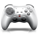 computer game, controller icon