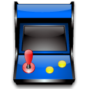 Arcade, emulator, games, package icon